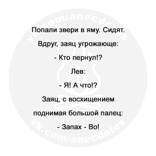 Анекдот Про Яму