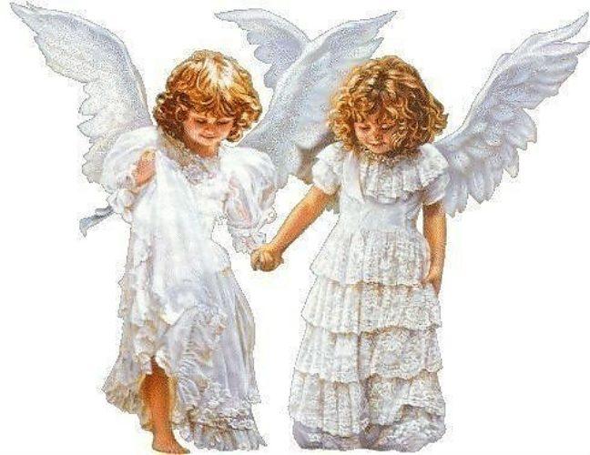 Картинки и анимашки ангелочки