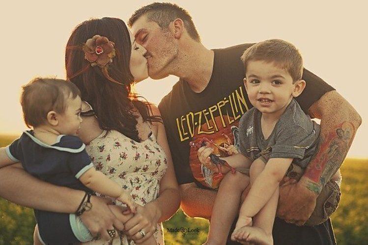картинки как папа любит свою семью