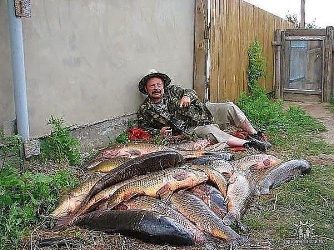 Лучше б ты на рыбалке пил