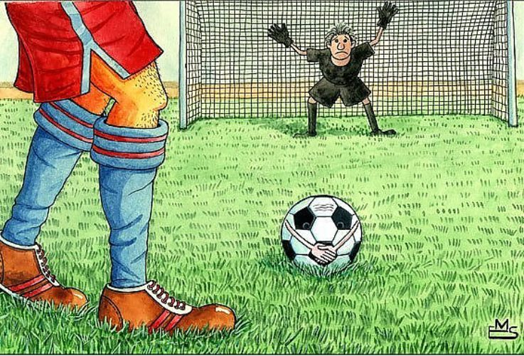 Картинки про, футбол рисунки прикольные