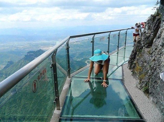 Страх высоты смешные картинки