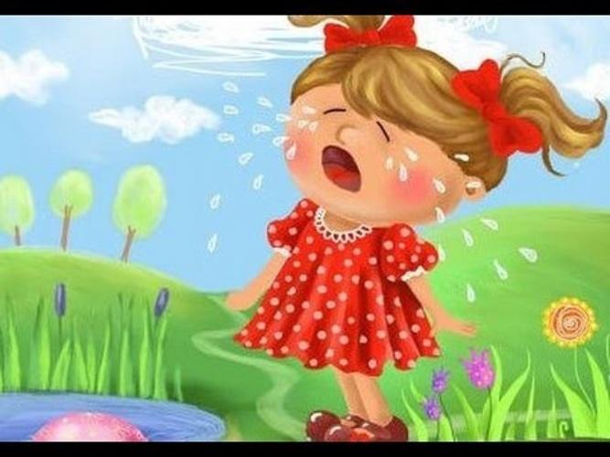Картинка наша таня громко плачет для детей