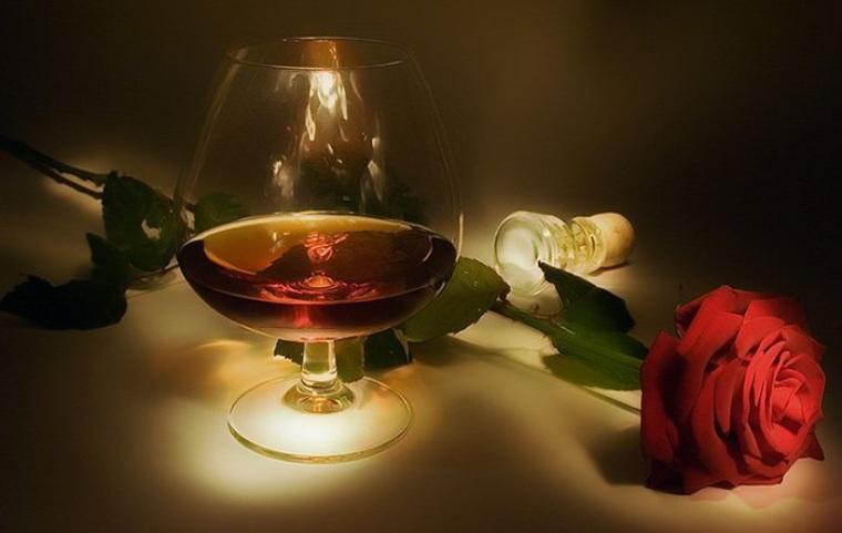 Картинки гифы вино и розы