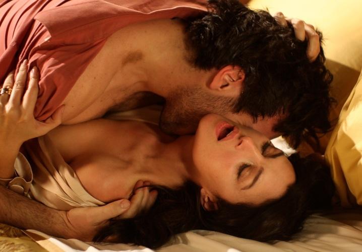 Секс и любовь нежна
