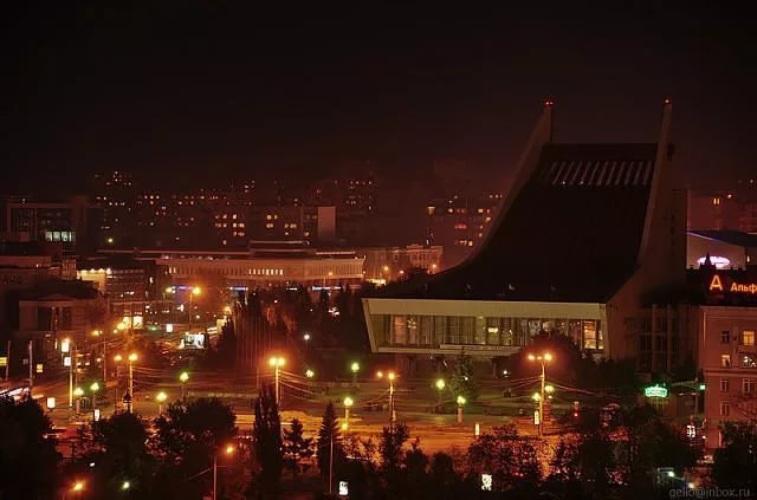 викаир ночной город омск картинки асана