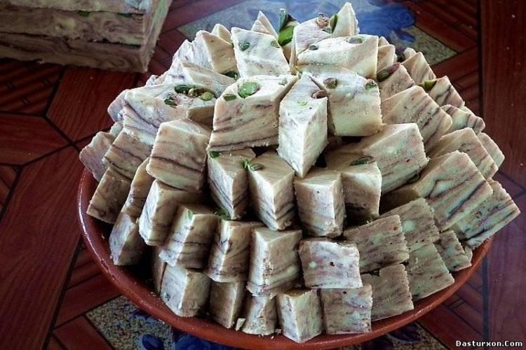 узбекская халва рецепт