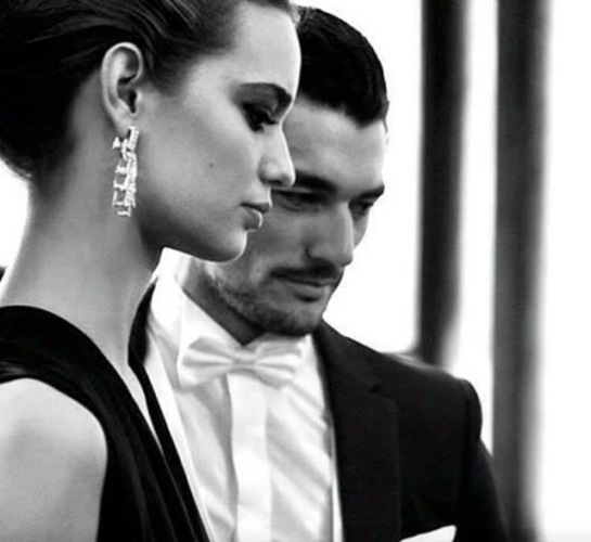 Идеальный мужчина и идеальная женщина никогда не будут вместе. О ...