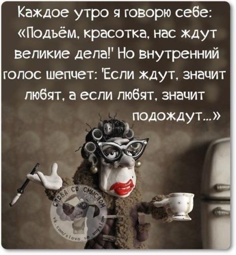 078465aed С добрым утром всем! Отличного дня и хорошего настроения! - Юмор - 1203554  - Tabor.ru