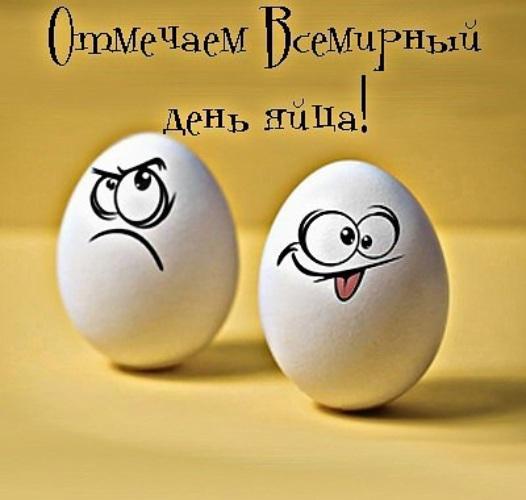 Сегодня пятница-развратница и Всемирный день яиц! Поздравляем ва - Юмор -  1272063 - Tabor.ru