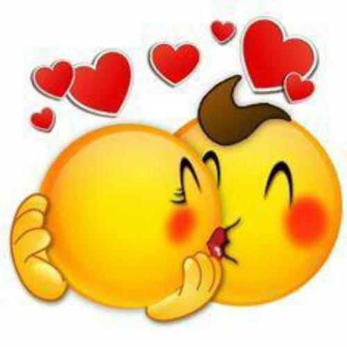 картинки поцелуйчики обнимашки смайлики для