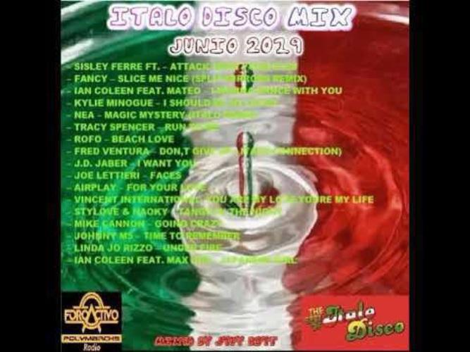 ITALO DISCO MIX JUNIO 2019 JAVY BEAT - Музыкальные клипы