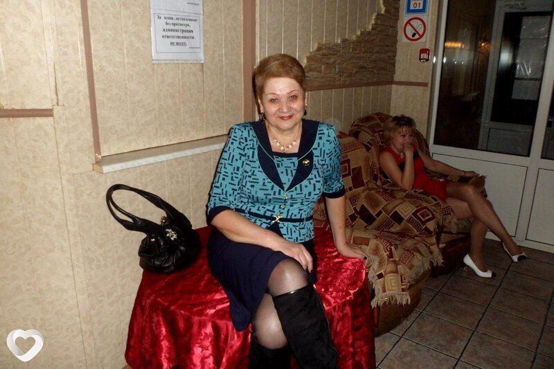 Знакомства С Бабушками Москва