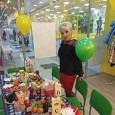 Фотография девушки Скорпион, 55 лет из г. Новосибирск