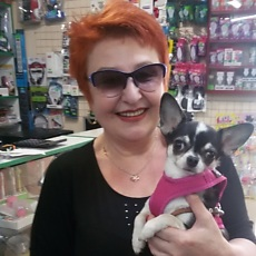 Фотография девушки Софи Бакс, 60 лет из г. Кременчуг