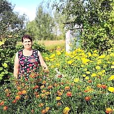 Фотография девушки Татьяна, 59 лет из г. Клинцы