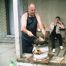 Фотография мужчины Виктор, 56 лет из г. Луганск
