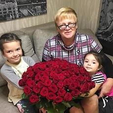 Фотография девушки Ольга, 64 года из г. Санкт-Петербург