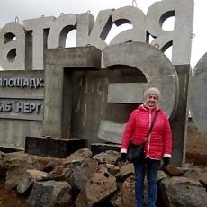Фотография девушки Людмила, 62 года из г. Братск