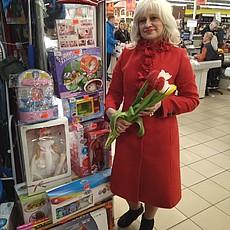 Фотография девушки Наталья, 62 года из г. Кривой Рог