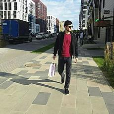 Фотография мужчины Бахром, 24 года из г. Москва